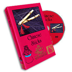Chinese Sticks Greater Magic Teach In, DVD