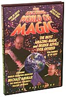 Ammar Exciting World of Magic, DVD