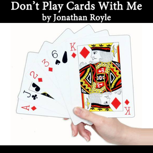 Don't Play cards With me by Jonathan Royle eBook - DOWNLOAD