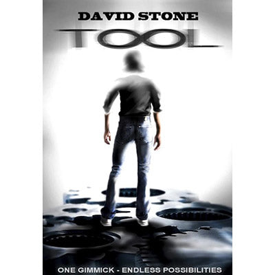 Tool (Gimmick and DVD) by David Stone - DVD