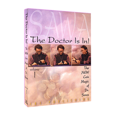 The Doctor Is In - The New Coin Magic of Dr. Sawa Vol 1 video DOWNLOAD