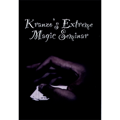 Extreme Magic Seminar by Nathan Kranzo video DOWNLOAD
