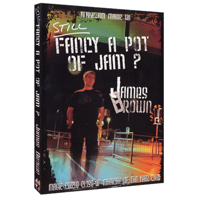 Still Fancy A Pot Of Jam? by James Brown video DOWNLOAD