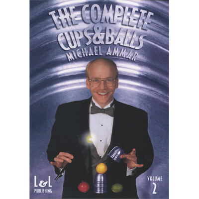 Cups & Balls Michael Ammar - #2 video DOWNLOAD