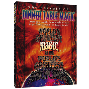 Dinner Table Magic (World's Greatest Magic) video DOWNLOAD