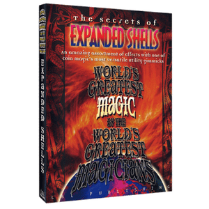 Expanded Shells (World's Greatest Magic) video DOWNLOAD