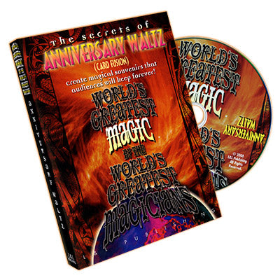 Anniversary Waltz (World's Greatest Magic) - DVD