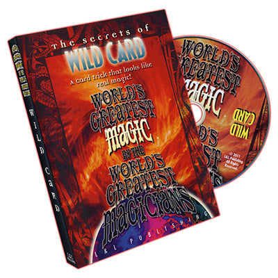 Wild Card (World's Greatest Magic) - DVD