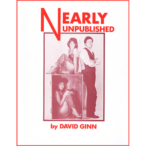 NEARLY UNPUBLISHED by David Ginn - eBook DOWNLOAD