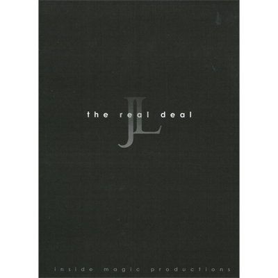 The Real Deal by Jeff Lianza - Video DOWNLOAD