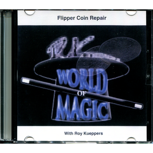 Flipper Coin Repair by Roy Kueppers - Video DOWNLOAD