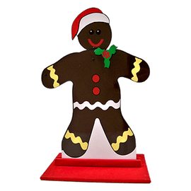 The Gingerbread Man (forgetful) by Premium Magic - Trick