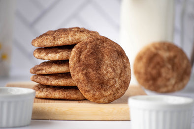 Easy Gluten-Free Snickerdoodle Recipe (Grain-Free)