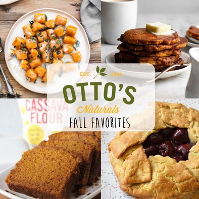 Otto's Fall Recipe Roundup