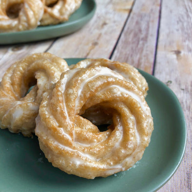Gluten-Free French Crullers