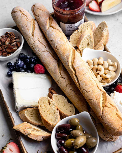 Gluten-Free Crunchy French Bread Recipe