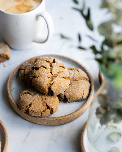 Egg-Free Molasses Cookies