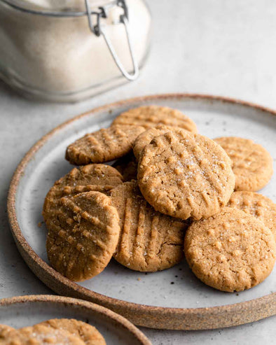 Gluten-Free Peanut Butter Cookies Recipe