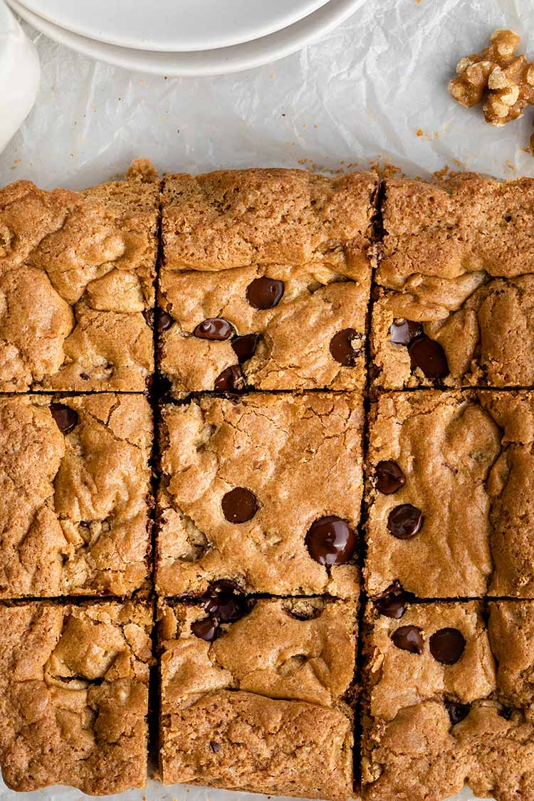 Best Gluten-Free Blondies Recipe