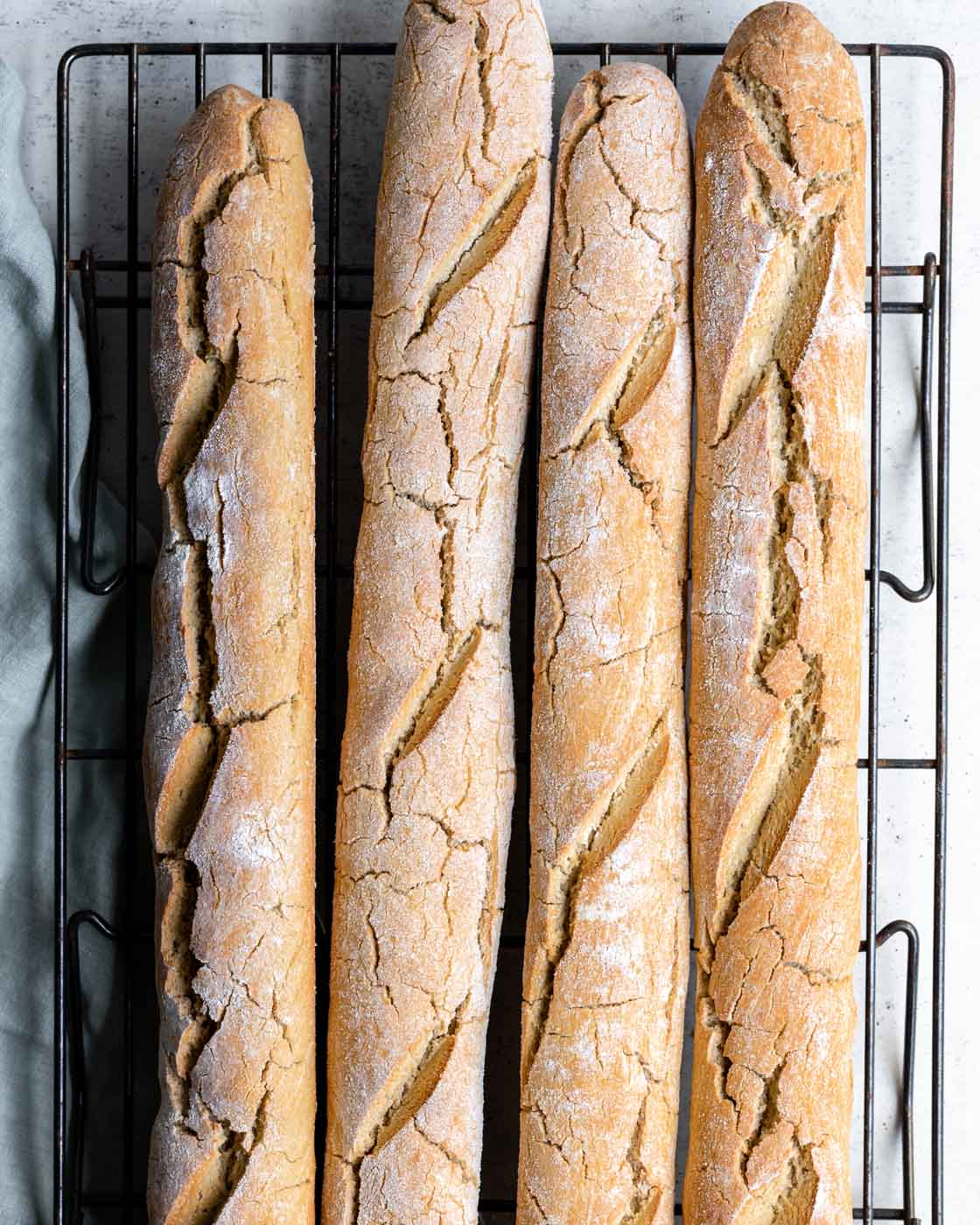 Gluten-Free French Bread Recipe