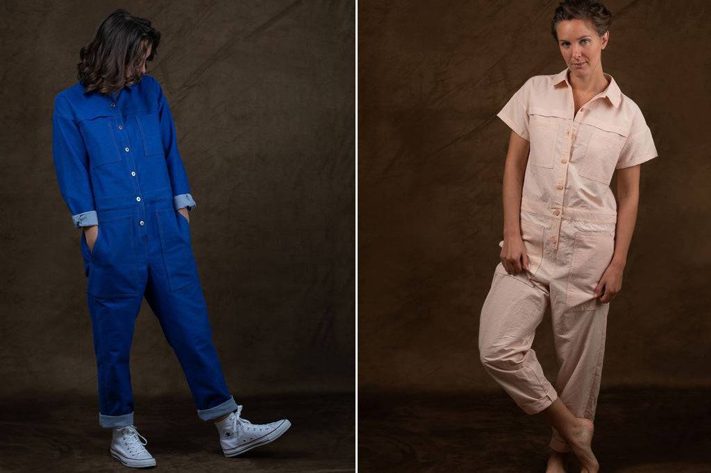 Ready To Sew Jean Paul Coveralls