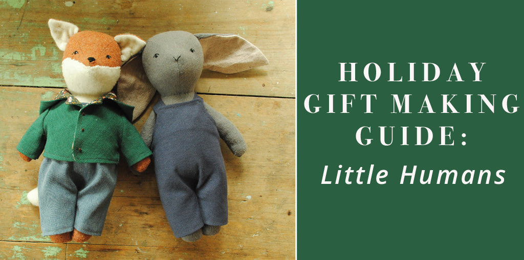 Holiday Gift Making Guide
