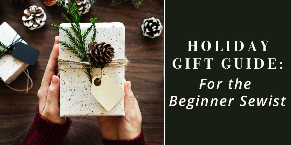 Holiday Gift Guide Title Card