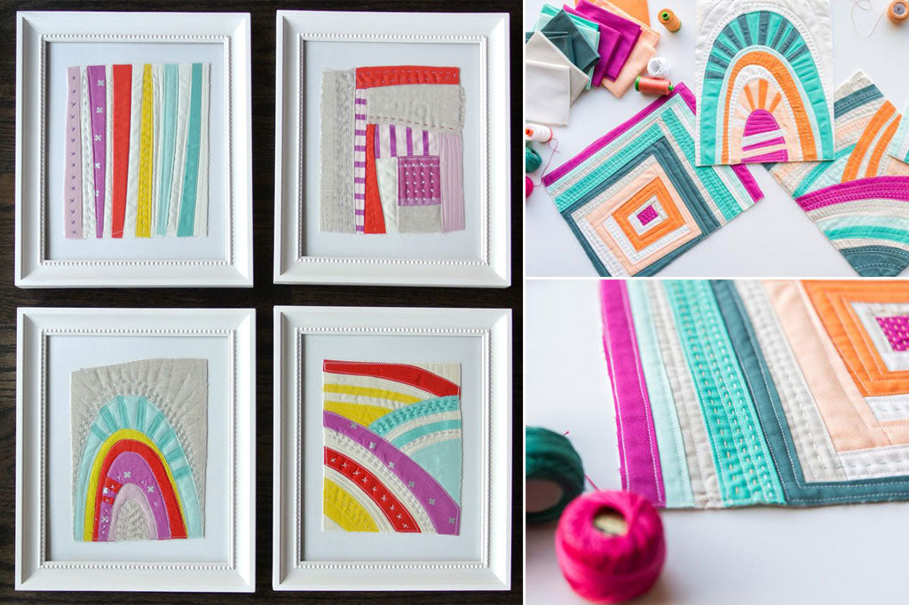 Suzy Quilts Mini Quilt Patterns