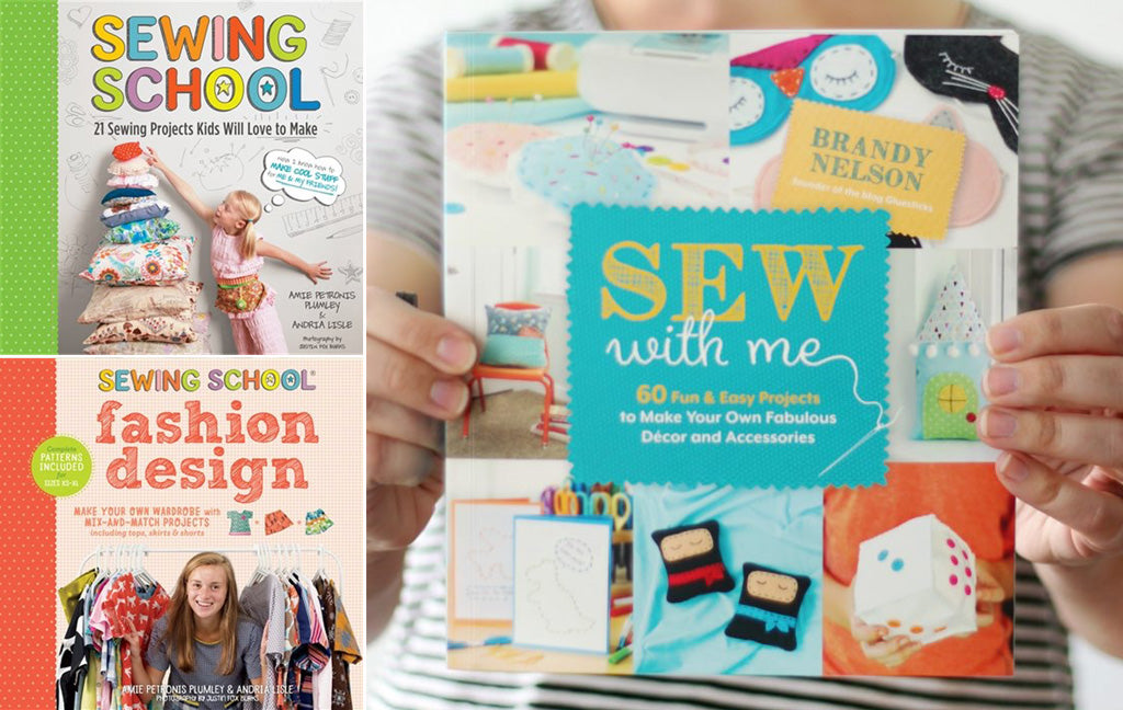 Sewing Books for kids