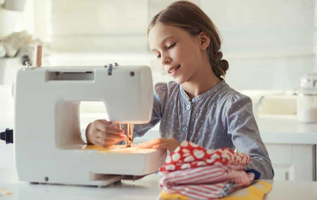 Sewing class for kids