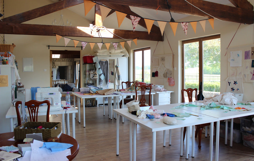 Sewing Holidays in France