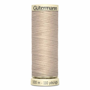 Gutermann Sew-All #506 Sand Thread
