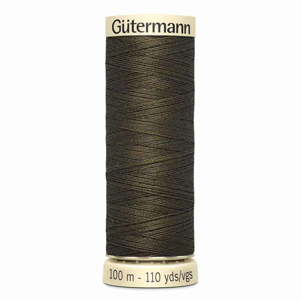 Gutermann Sew-All #580 Bitter Chocolate Thread