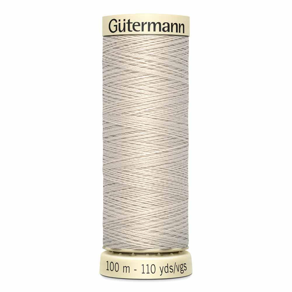 Gutermann Sew-All #70 Dark Bone Thread