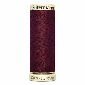 Gutermann Sew-All #450 Burgundy