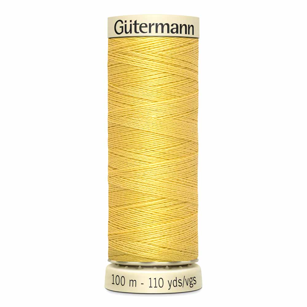 Gutermann Sew-All #820 Buttercup