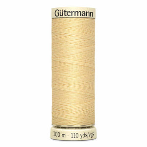 Gutermann Sew-All #815 Canary