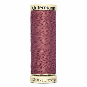Gutermann Sew-All #324 Dark Rose