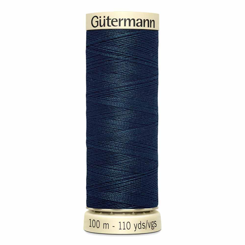 Gutermann Sew-All #638 Deep Teal Thread
