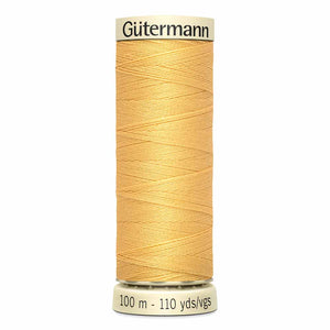 Gutermann Sew-All #827 Dusty Gold Thread