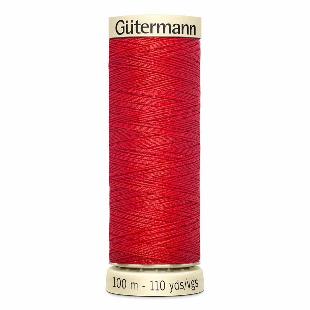 Gutermann Sew-All #405 Flame Red
