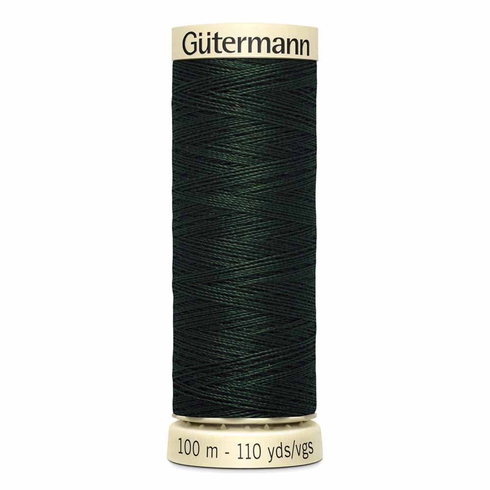 Gutermann Sew-All #792 Forest Green Thread