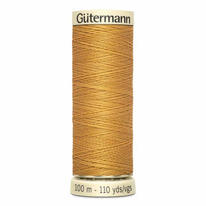 Gutermann Sew-All #865 Gold Thread
