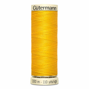 Gutermann Sew-All #850 Goldenrod Thread