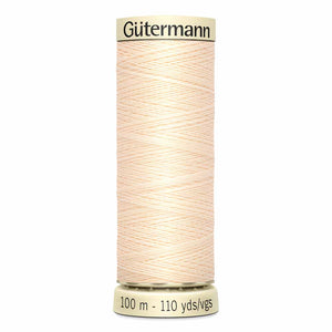 Gutermann Sew-All #800 Ivory