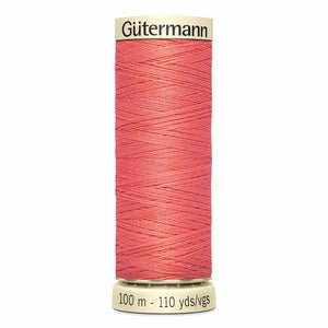 Gutermann Sew-All #375 Light Coral