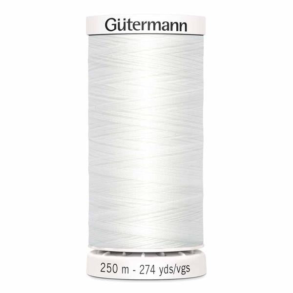 Gutermann Sew-All #20 Nu White Thread