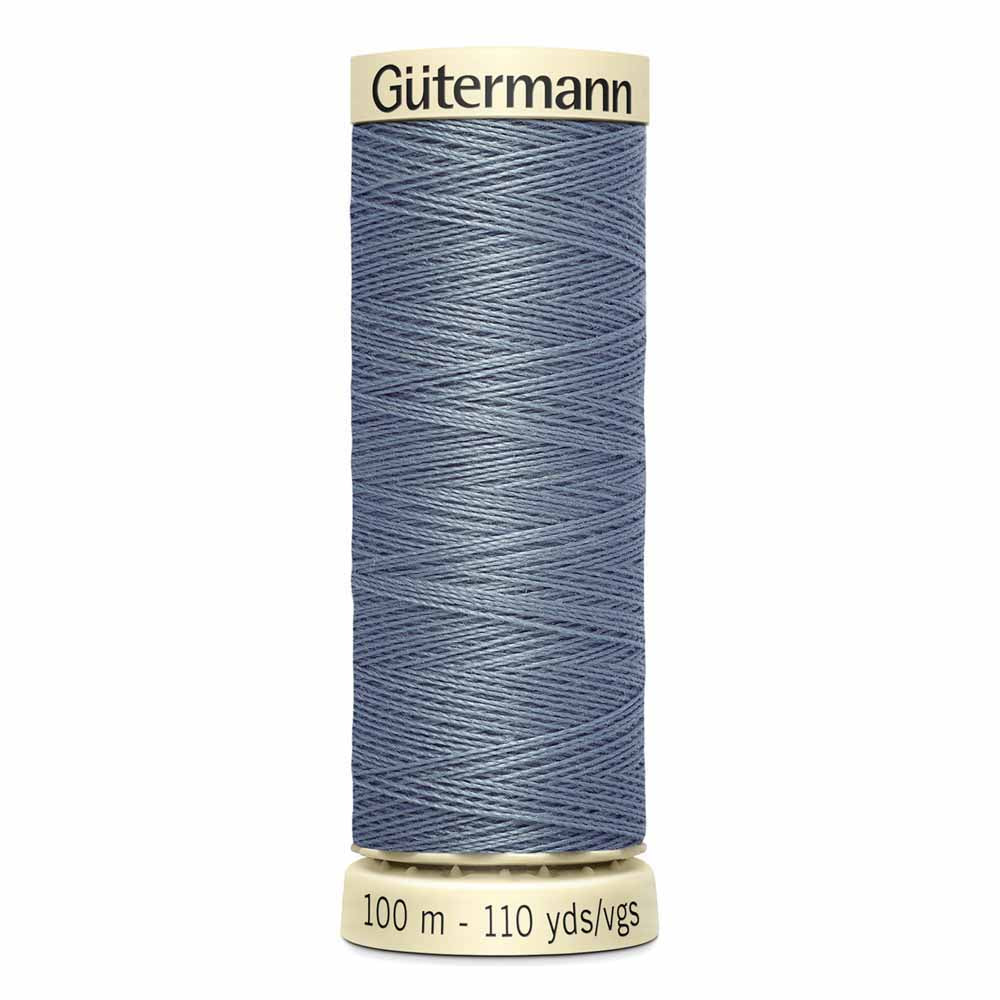 Gutermann Sew-All #237 Steel Grey Thread