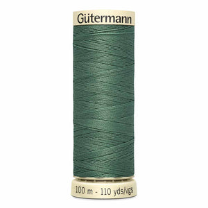 Gutermann Sew-All #646 Steel Green