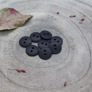 Atelier Brunette Matte Night Buttons 12mm